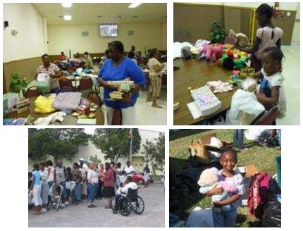 Barnabas outreach pics