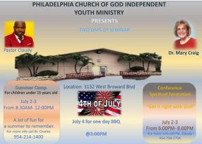 Philadelphia Church Youth Conference